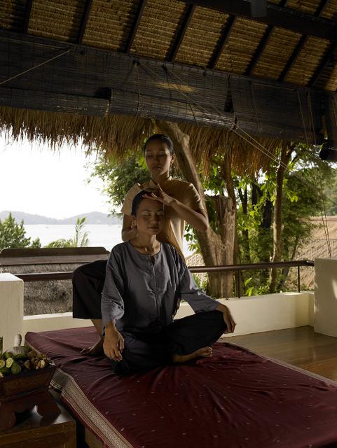 Dhivarin Spa Le Vimarn Cottage Resort Koh Samed
